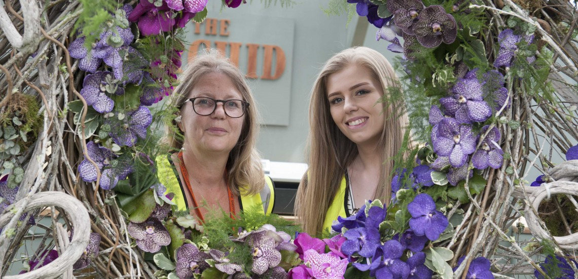 Jo's Flower Power Leads To National Awards Shortlisting