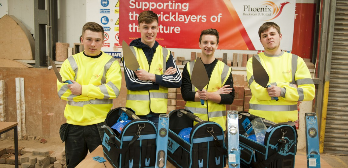 Sheffield College Apprentices Build New Future With #TeamPhoenix