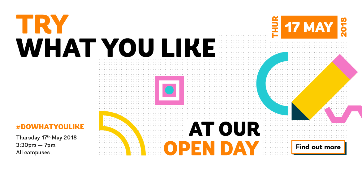 Open Day May 2018