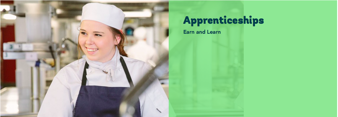 Apprenticeships - Earn and Learn