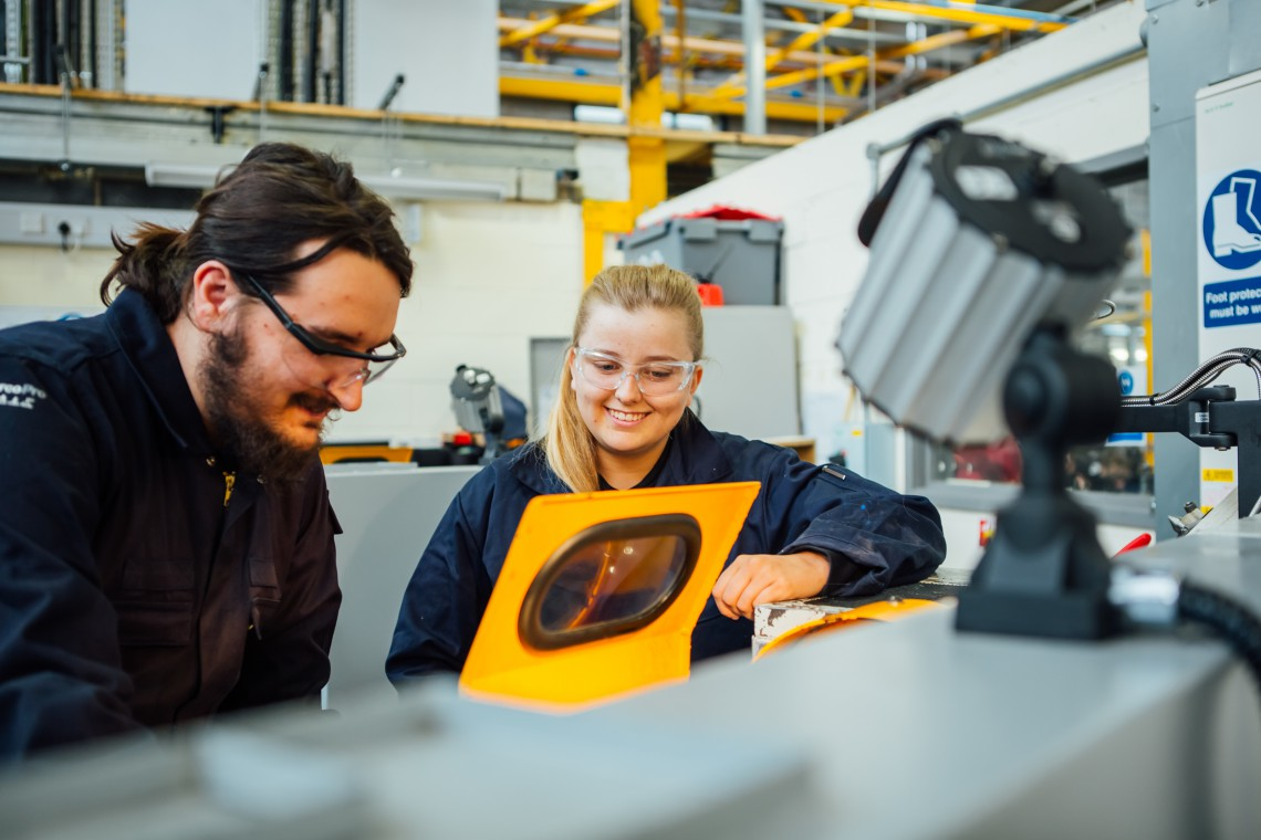 Engineering Apprenticeship Overviews