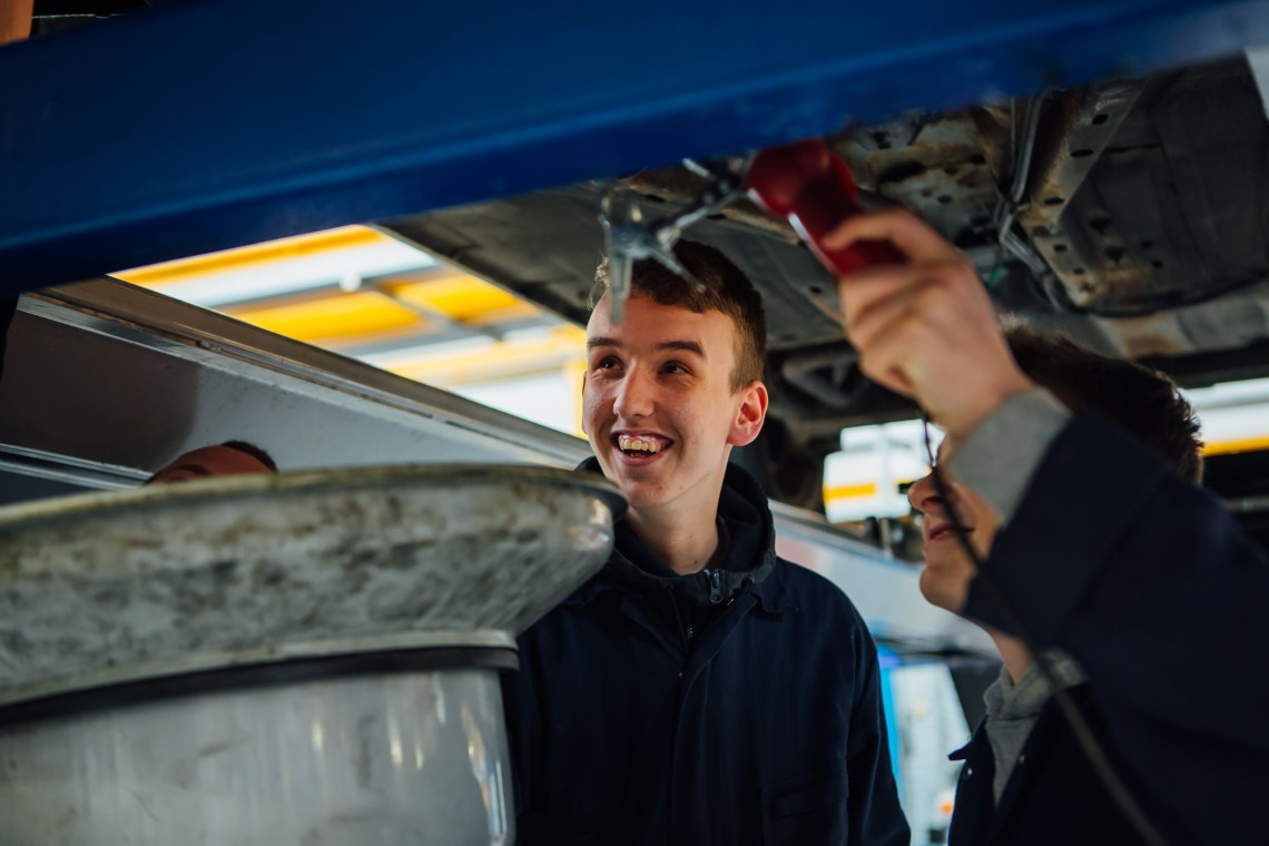 Motor Vehicle Apprenticeship Overviews