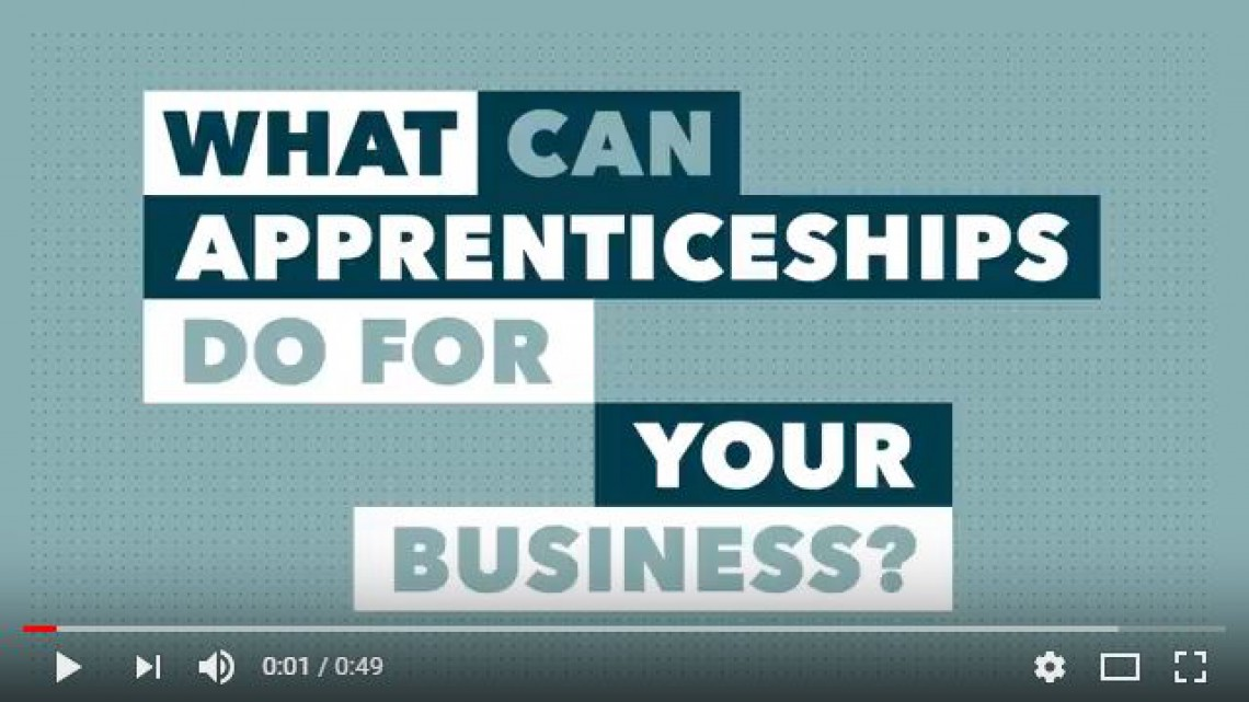 What can Apprenticeships do for your business?
