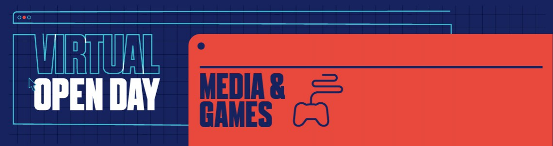 Welcome to Media & Games Design at The Sheffield College