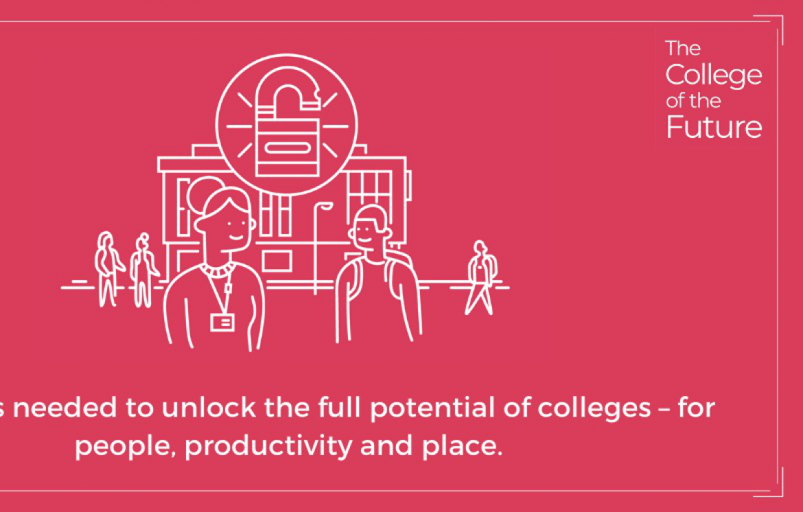 New national report on UK colleges is welcomed by The Sheffield College