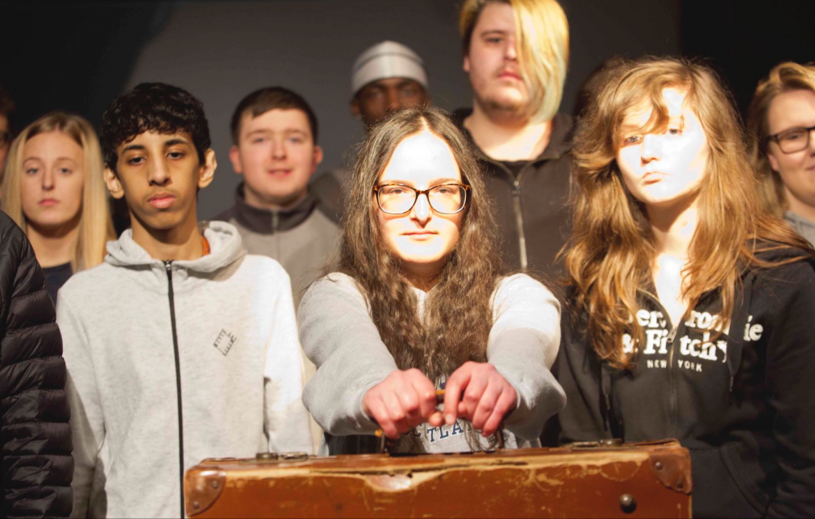 Sheffield College students tell their stories for Migration Matters Festival