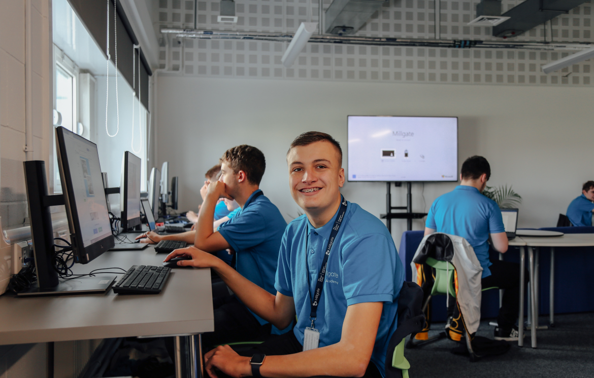 Why you should choose to study IT and Computing at The Sheffield College