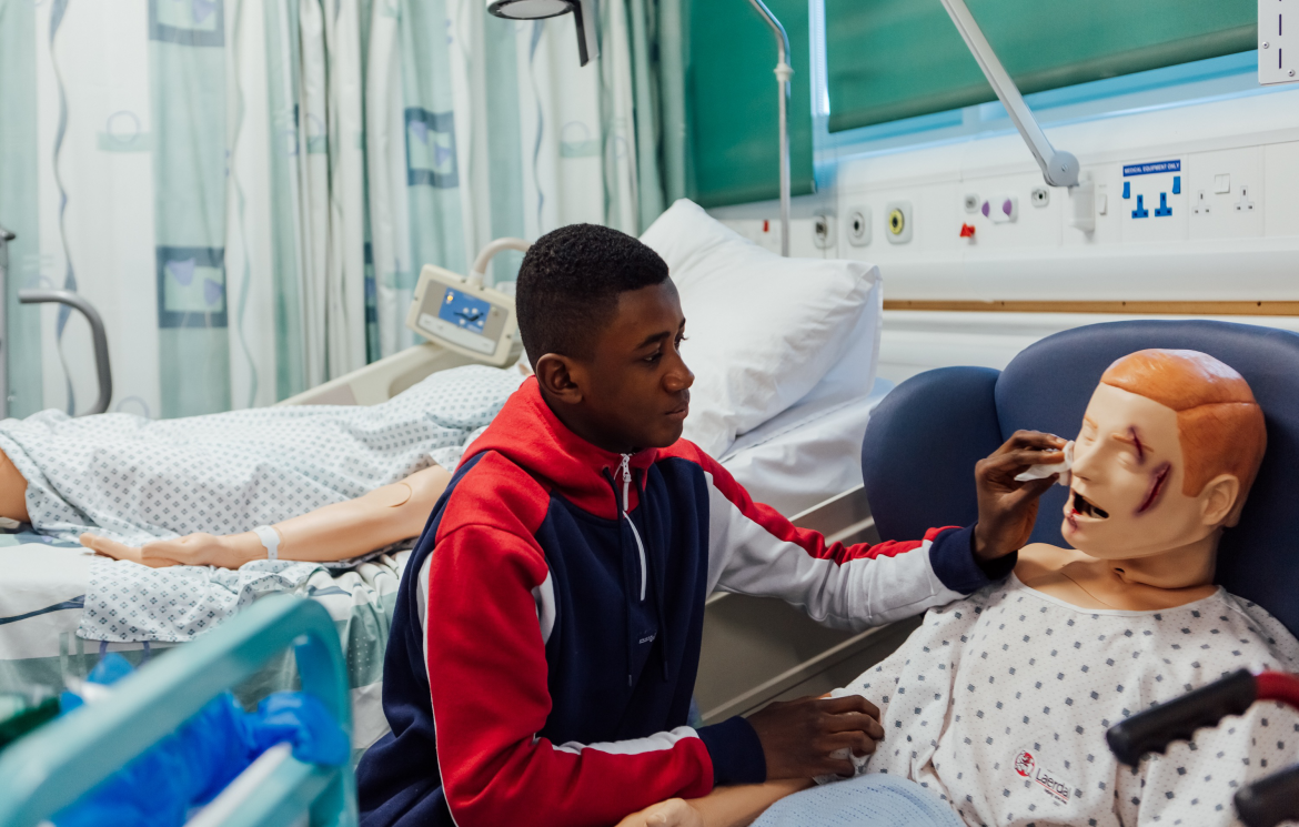 5 reasons to study a Health & Social Care qualification at The Sheffield College