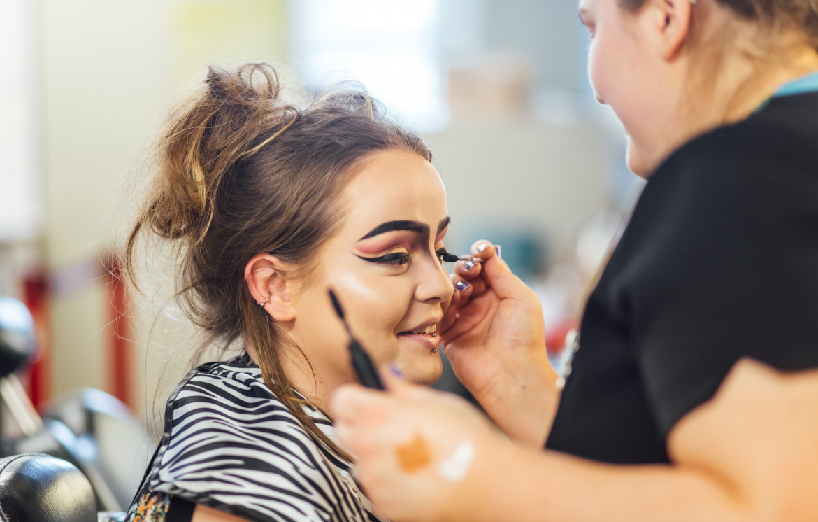 Four reasons why you should study Media Makeup with The Sheffield College
