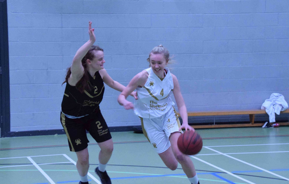 Talented Sheffield College student nets national basketball award