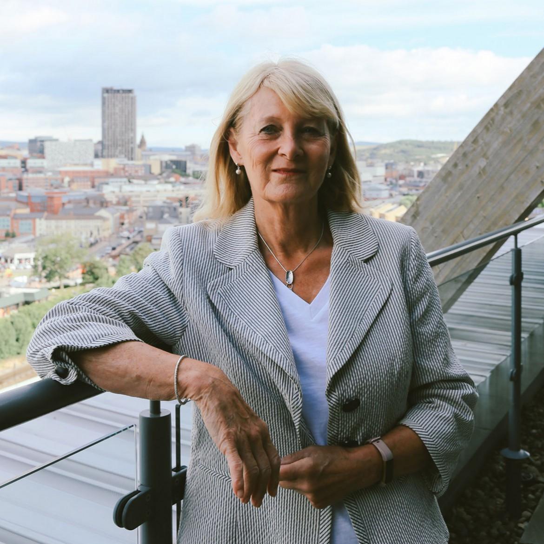 Dr Beri Hare (OBE)